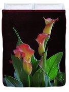 Calla Lilies 2  Duvet Cover