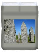 Callanish Stone Circle Duvet Cover