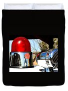 Calling All Cars Duvet Cover