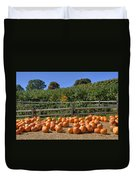 Calling Autumn Duvet Cover by Joann Vitali