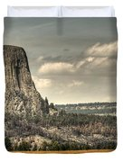 Calm Before The Storm Duvet Cover by Anthony Wilkening
