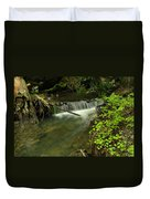 Calm Rapids Duvet Cover