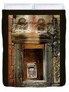 Cambodia Angkor Wat 5 Duvet Cover