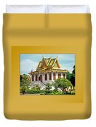 Cambodian Temples 1 Duvet Cover