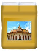 Cambodian Temples 2 Duvet Cover