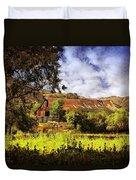 Cambria Farmland Duvet Cover