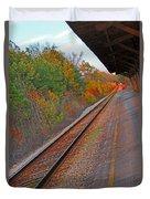 Camden Sc Station4603 Duvet Cover