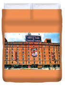 Camden Yards Duvet Cover