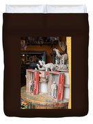 Camel Cola Duvet Cover