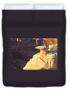 Camel Rock Duvet Cover