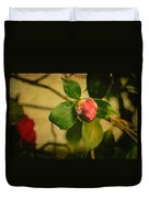 Camellia Duvet Cover by Marco Oliveira