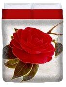 Camellia Spectacular Duvet Cover