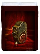 Camera - Bell And Howell Film Camera Duvet Cover