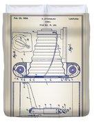 Camera Patent Duvet Cover