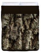 Camo Moth Duvet Cover