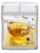 Chamomile Tea Duvet Cover
