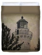 Cana Island Light Duvet Cover