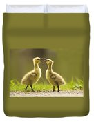 Canada Goose Babies Duvet Cover
