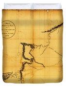 Canada Western 1801 Duvet Cover