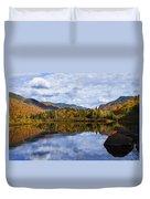 Canadian Autumn Duvet Cover