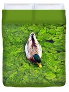 Canadian Duck Duvet Cover