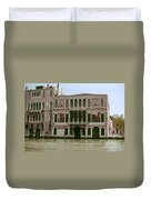 Canal Architecture Duvet Cover