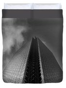 Canary Wharf London 3 Duvet Cover