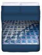 Canary Wharf Tower Duvet Cover