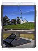 Canberra - Memorial And Parliament House Duvet Cover