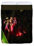Candelabra  Flower  Duvet Cover