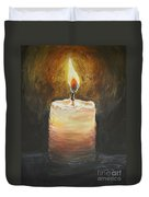 Candle Duvet Cover