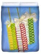 Candy Ribbon  Duvet Cover