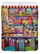 Candy Shop Duvet Cover