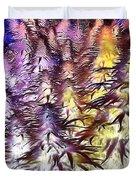 Canna Dusk 4 Duvet Cover