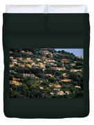 Cannes - Life Which Everybody Dreams Of Living Duvet Cover by Christine Till
