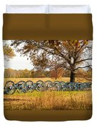 Cannons Duvet Cover