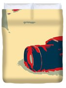 Canon Artwork Duvet Cover