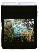Canopy Vista Duvet Cover