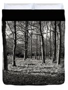 Can't See The Wood For The Trees Duvet Cover