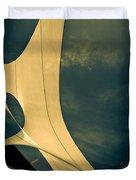 Canvas Sky Duvet Cover by Bob Orsillo