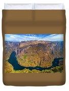 Canyon Bend Duvet Cover