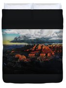 Canyon Colors Duvet Cover