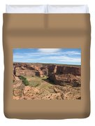Canyon De Chelly View Duvet Cover