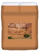 Canyon Dechelly Whitehouse Ruins Duvet Cover