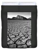 Canyon Lake Bed Duvet Cover