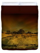 Canyon Land Utah Duvet Cover