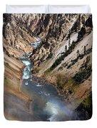 Canyon Rainbow Duvet Cover