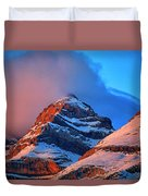 Canyon River A-isclo Or Bell-s. Ordesa Duvet Cover