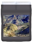 Canyon Road Duvet Cover
