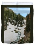 Canyon Scenery Duvet Cover